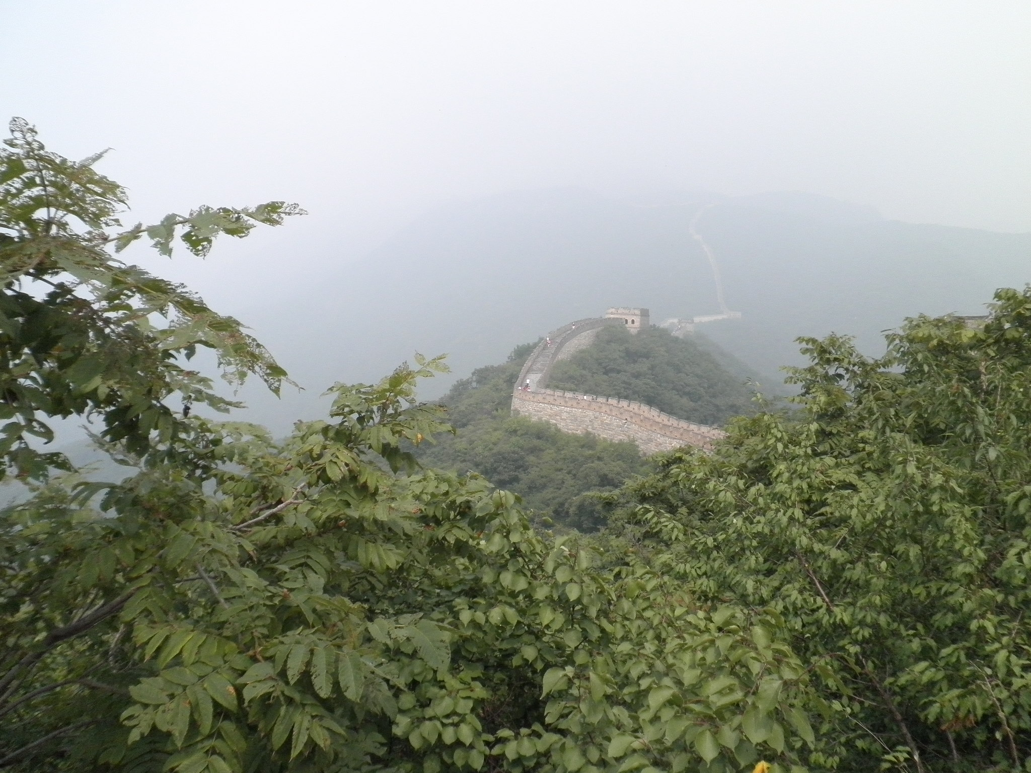 The Great Wall of China is all that! Travelling Homebody says it should be on everyone's bucket list.