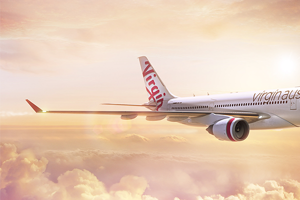Flying Virgin Airlines Australia - Travelling Homebody Review