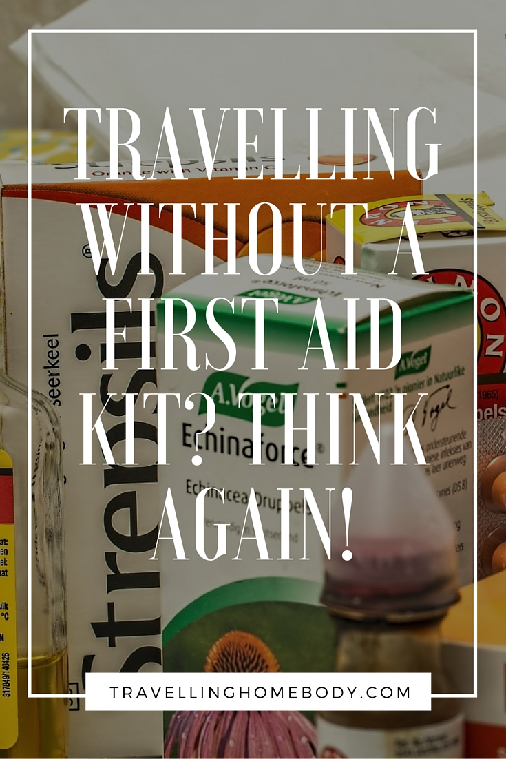 Find out why you should never travel without a properly stocked travel first aid kit.