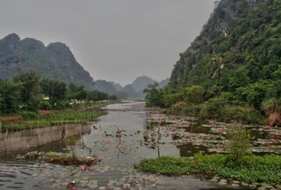 Travelling Homebody toured Ninh Binh aka Halong Bay on Land