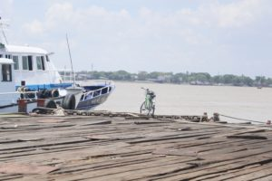 Travelling Homebody - Your 24 hour guide to Yangon - Jetty Area