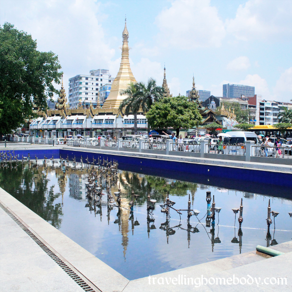 Only have a few days in Yangon, Myanmar?