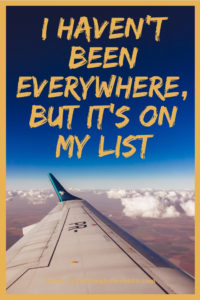 Travelling Homebody - favourite solo travel quote