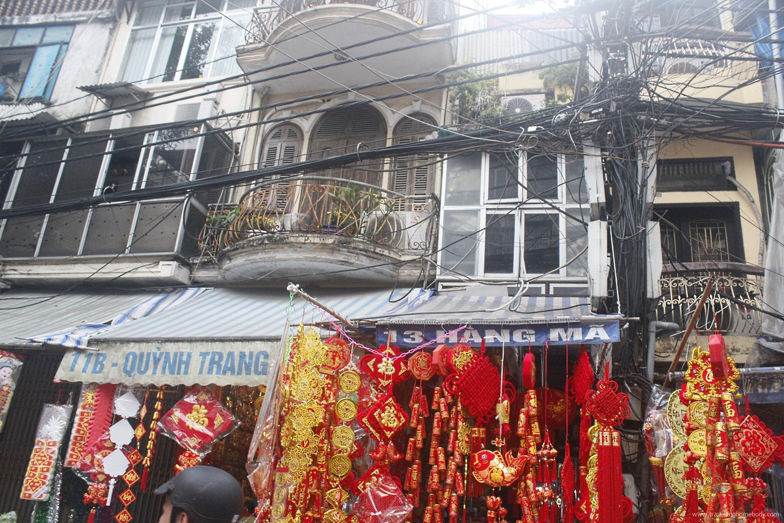Travelling Homebody's photo essay of Tet in Hanoi