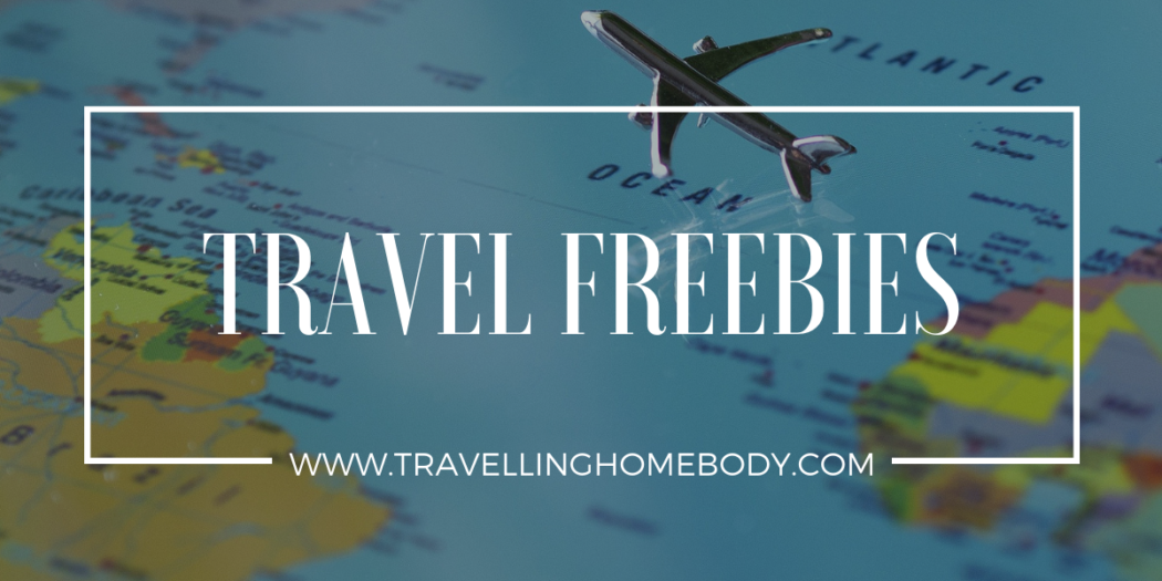 Travelling Homebody - Free Travel Goodies