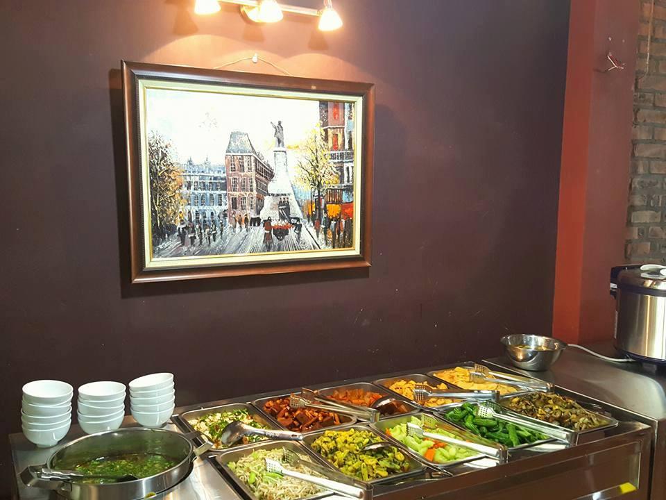 Travelling Homebody - Favourite Vegetarian Restaurants in Hanoi - Peace Vegan