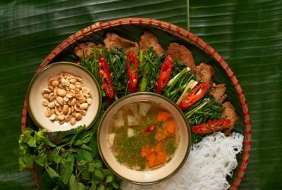 Travelling Homebody - Favourite Vegetarian Restaurants in Hanoi