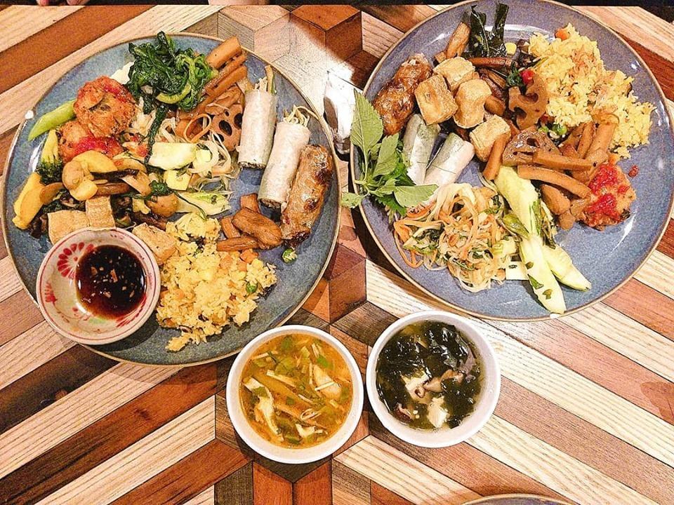 Travelling Homebody - Favourite Vegetarian Restaurants in Hanoi - Veggie Castle