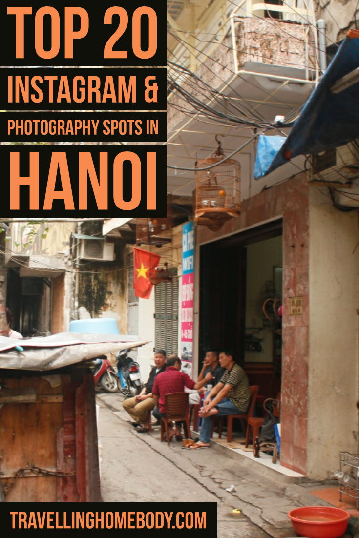 Travelling Homebody - Instagram photography Hanoi