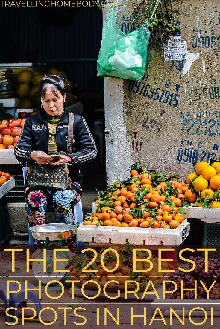 Travelling Homebody - Instagram photography Hanoi