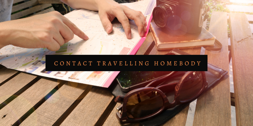 Contact Travelling Homebody