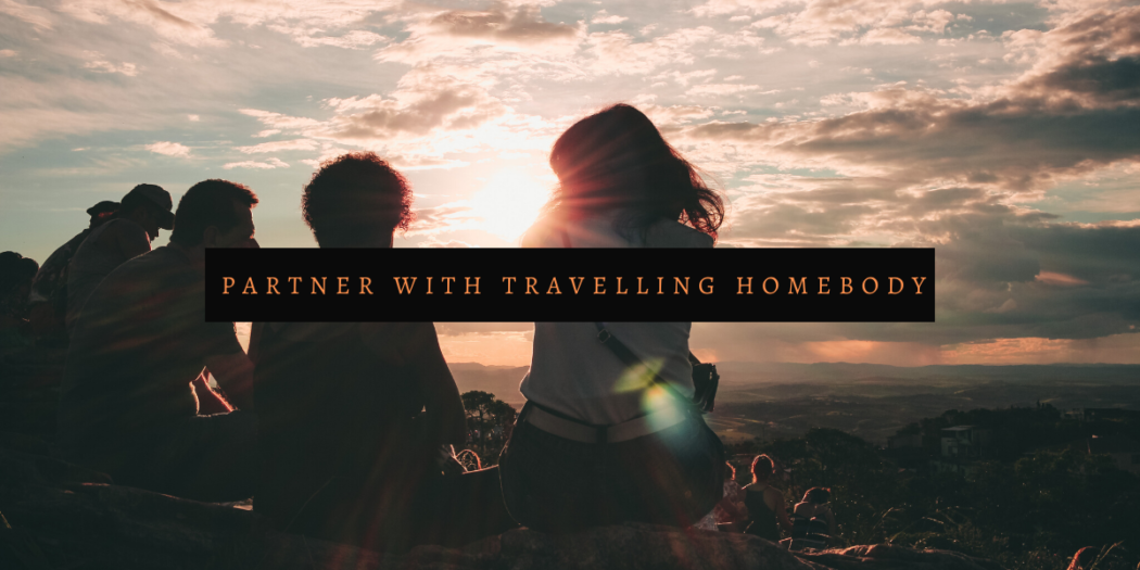 Partner with Travelling Homebody