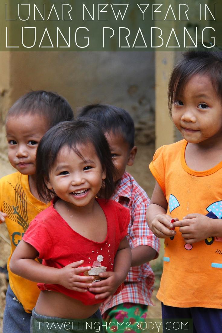 Lunar New Year in Luang Prabang Laos - Travelling Homebody