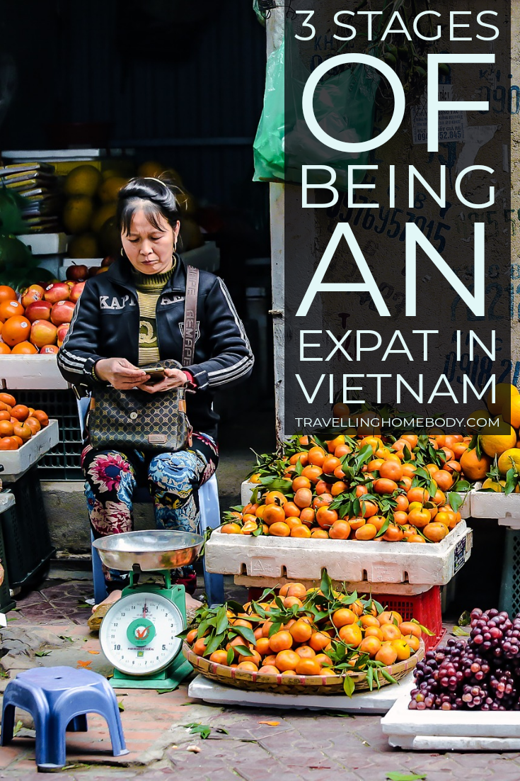 3 stages of being an expat in Vietnam