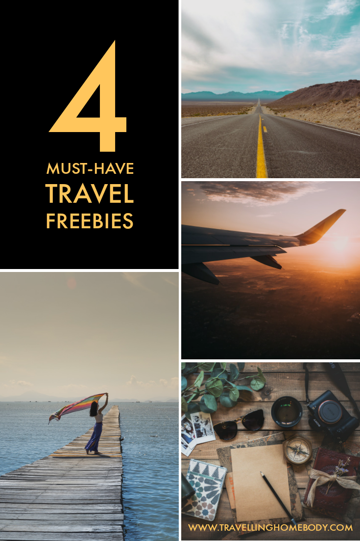 4 Must Have Travel Freebies - Travelling Homebody