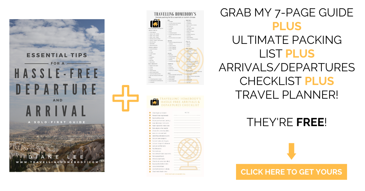 Free Travel Resources - Travelling Homebody